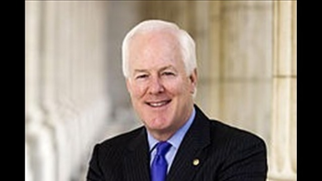 Cornyn Hopes Tea Party Strategy Will Help GOP Diversify