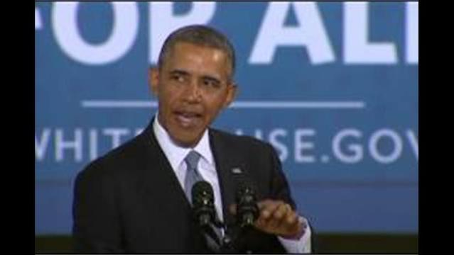 President Obama: 'Taking the next step' in fuel efficiency
