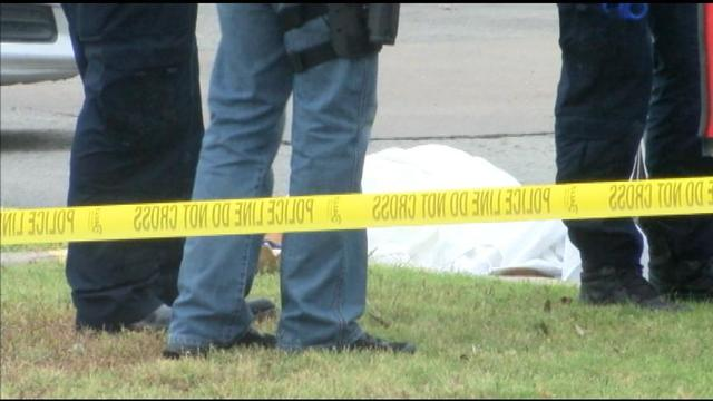Police Involved Shooting in Schlotzskys parking lot is fatal