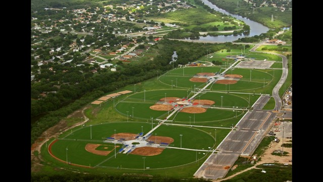 Texas Bank Sports Complex named best in Texas