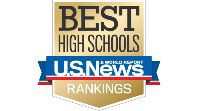 Local Schools named Best Performing High Schools by U.S. News and World Report