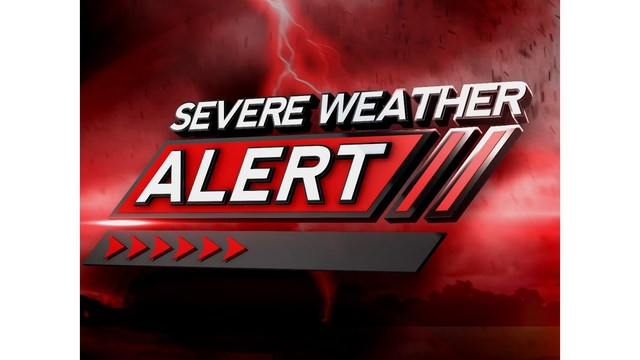 Severe Weather Incident Reports Around the Concho Valley