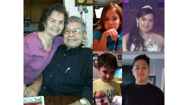 Family of 6 drowns inside van during Hurricane Harvey