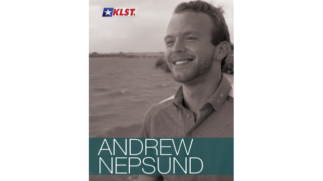 Andrew Nepsund - Weekend Sports Anchor/Reporter