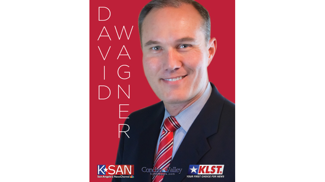 KLST/KSAN News Director David Wagner elected to National Radio/Television Board