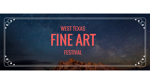 Fine Art Festival coming to San Angelo