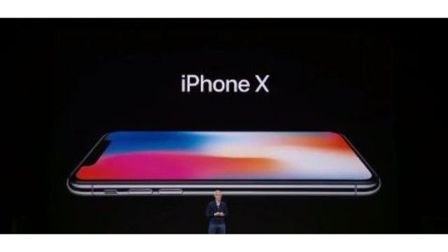 New iPhone 10, available Friday, 11/3/2017