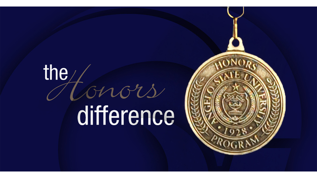 Angelo State students to present research at national honors conference