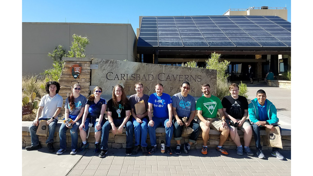 Angelo State physics group wins national award