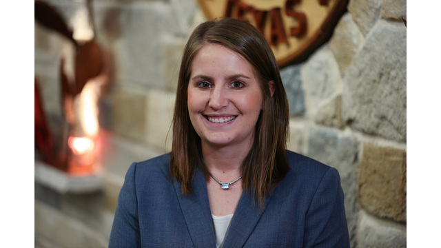 Allison Strube promoted to Water Utilities director