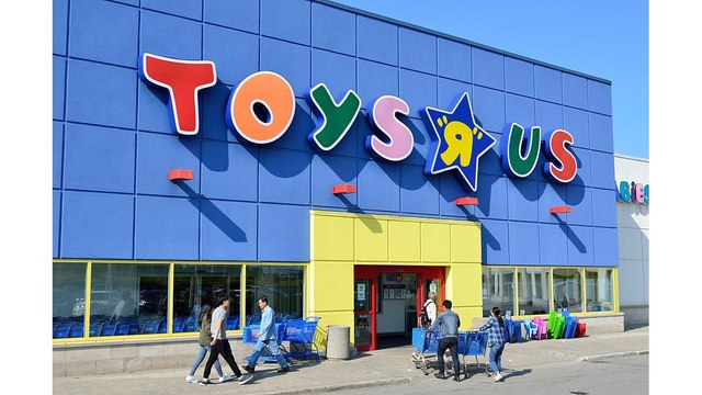 Toys R Us disappears from high street with 3000 job losses