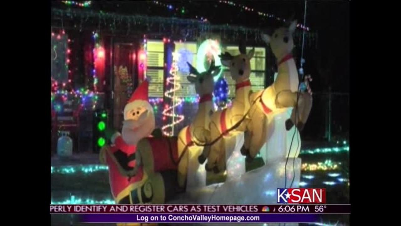 grape creek family lights up hearts for the holidays