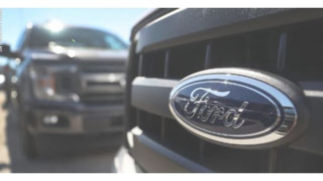Ford Recall: SUVs for transmission shifter problem