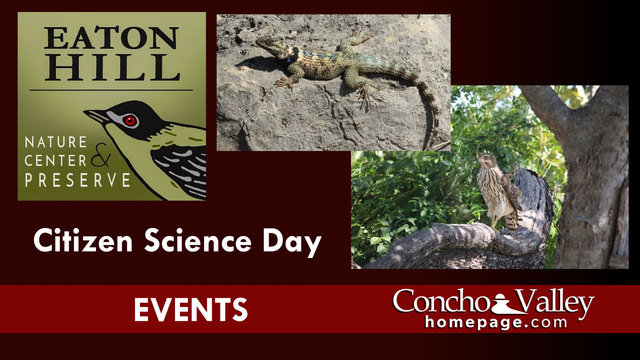 Sonora nature center to host