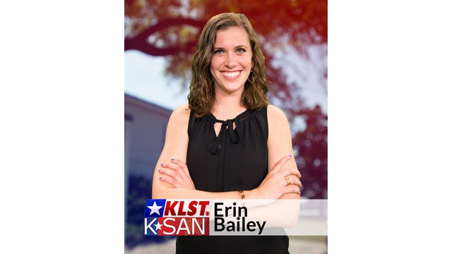 Erin Bailey - News Connection Reporter & Concho Valley Live Host