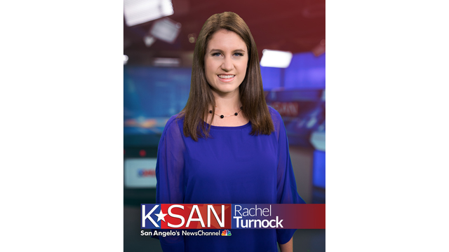 Rachel Turnock- Weekend Sports Anchor/Sports Reporter