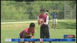 Sonora Beats Childress at 7-on-7 Tournament 06-28-18