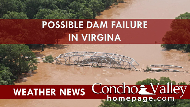 UPDATE: Dam situation has stabilized, evacuees asked to stay away till dry weather returns