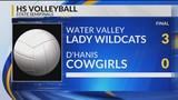 Water Valley Lady Wildcats volleyball going to state championship game 11/14/18
