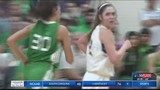 HIGHLIGHTS: Veribest Lady Falcons Edge Out Blackwell 51-48 to Clinch District Title 2/5/19