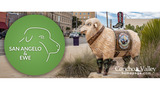 How to purchase a San Angelo sheep statue