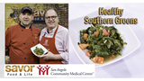 Healthy Southern Greens