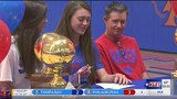 03/25 Central's Trinity Southall Signs Letter of Intent